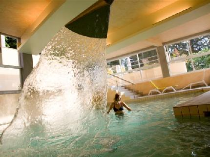 """Wellness packages"" at Bagni di Lucca's Spa - Hotel Milano"