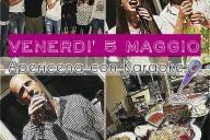 Apericena in Terrazza con Karaoke