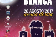 Notte Bianca a Lucca 2017