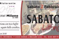 16.03 Sabato Latino